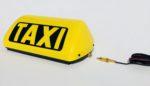 Taxi roof light TMGN - cinch