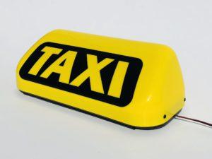 Taxi roof light TMGN-V